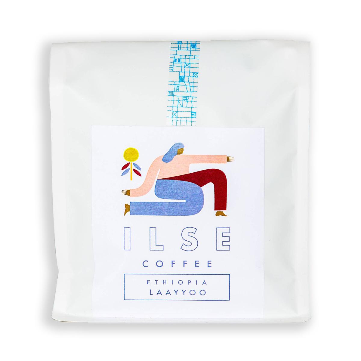 ILSE Coffee - ILSE Ilse Coffee - Laayyoo Ethiopia Coffee