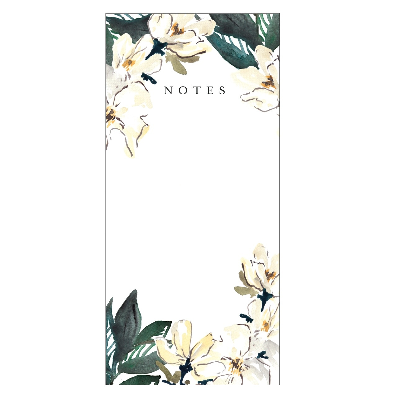Antiquaria - AN AN NP - Magnolia Notes Fridge Notepad