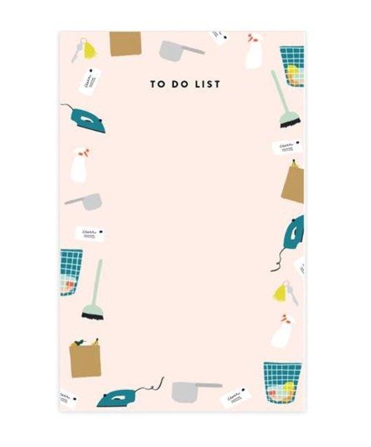 Joy Paper Co - JPC JPC NP - Household To Do List Notepad
