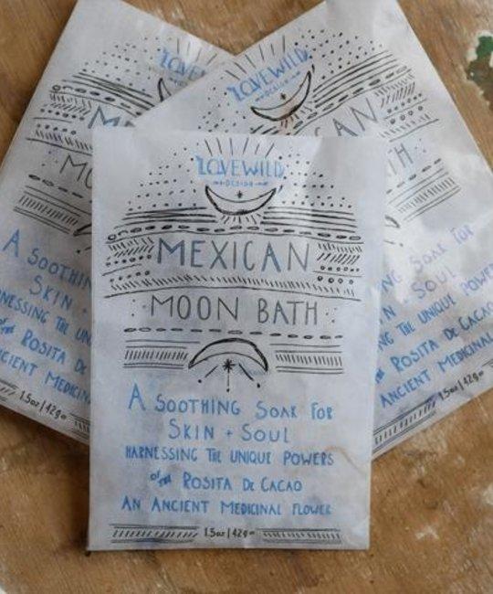 Lovewild Design - LD Mexican Moon Bath Envelope