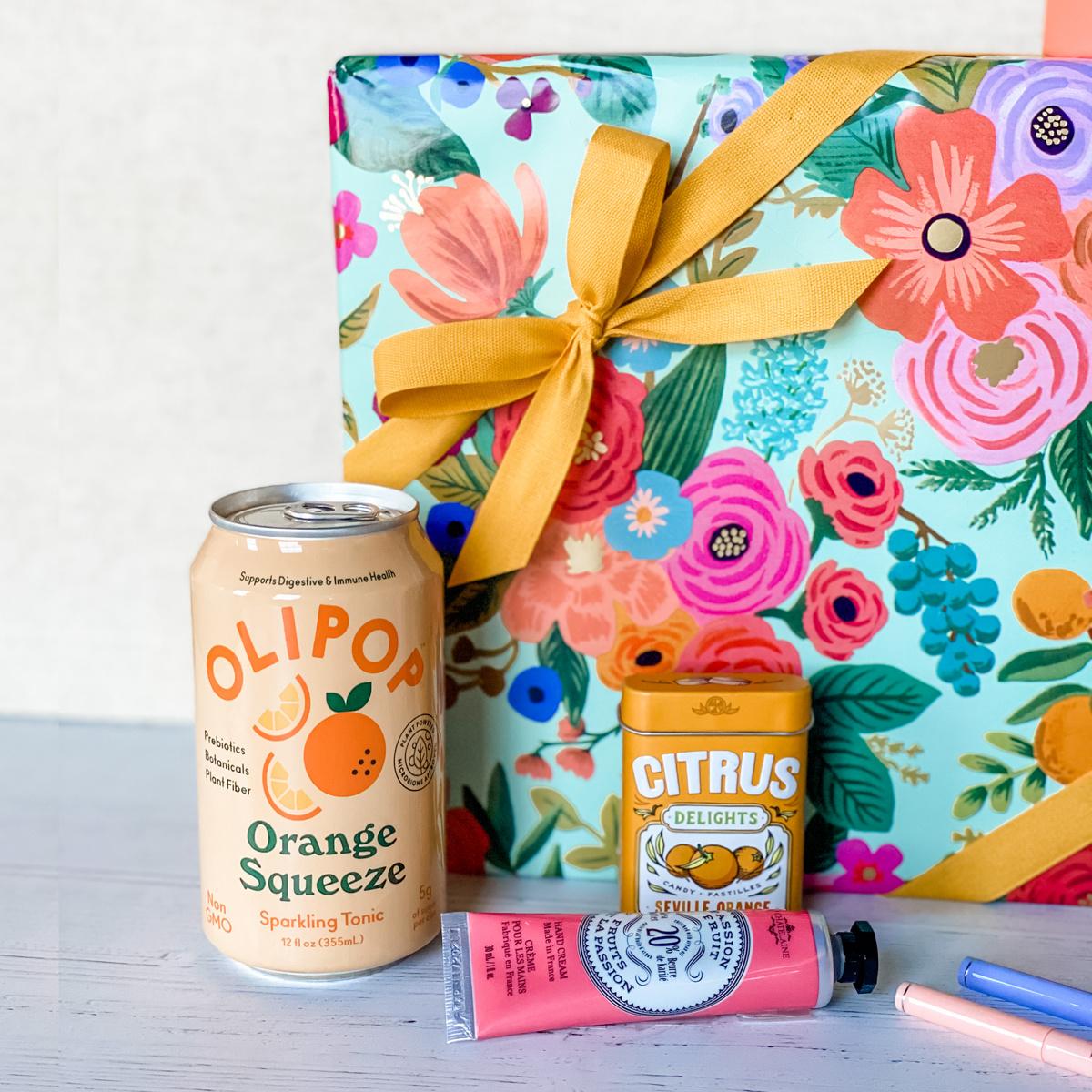 Gus and Ruby Letterpress - GR Gus & Ruby - Orangerie Gift Box
