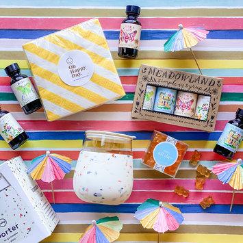 Gus and Ruby Letterpress - GR Gus & Ruby - Sip Sip Hooray Gift Box