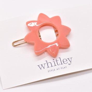 Whitley WH ACHA - Rose Sun Hair Clip