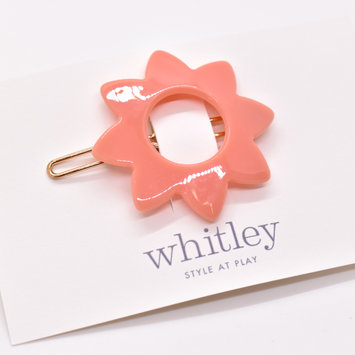 Whitley - WH WH ACHA - Rose Sun Hair Clip
