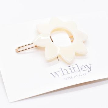 Whitley WH ACHA - Cream Sun Hair Clip