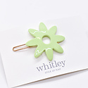 Whitley WH ACHA - Mint Flower Hair Clip