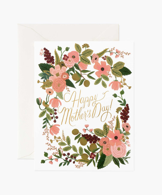 Rifle Paper Co - RP Rifle Paper Co - Garden Party Mother's Day Card