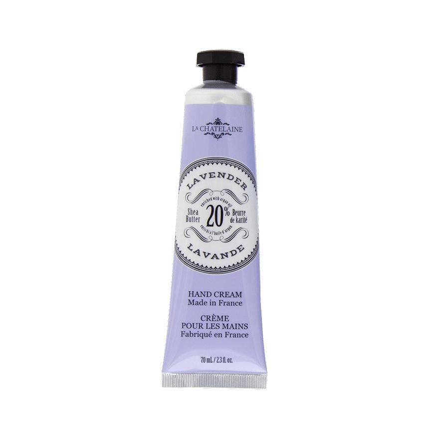 La Chatelaine Lavender Hand Cream, Full Size