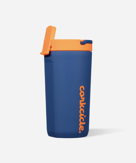 Corkcicle - CO Corkcicle - Electric Navy 12 oz. Kids Cup