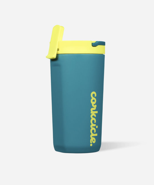 Corkcicle - CO Corkcicle - Electric Tide 12 oz. Kids Cup
