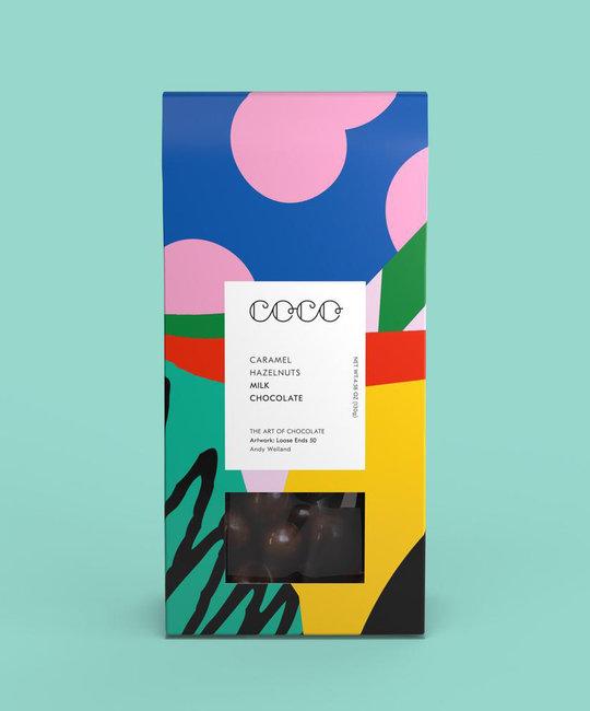 Coco Chocolatier Coco Chocolatier - Caramel Hazelnuts