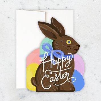 Idlewild Co - ID Bunny Die-cut Card