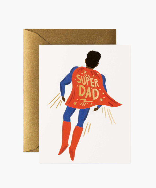 Rifle Paper Co - RP Rifle Paper Co Soaring Super Dad Card