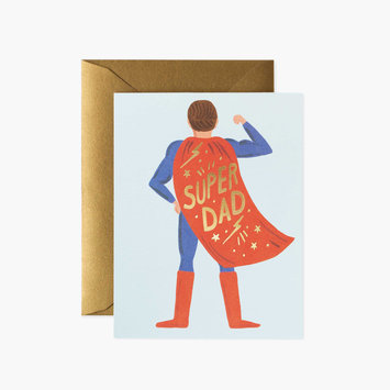 Rifle Paper Co - RP Rifle Paper Co Super Dad Card
