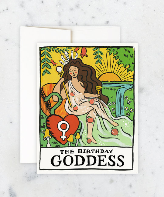 Idlewild Co - ID Birthday Goddess