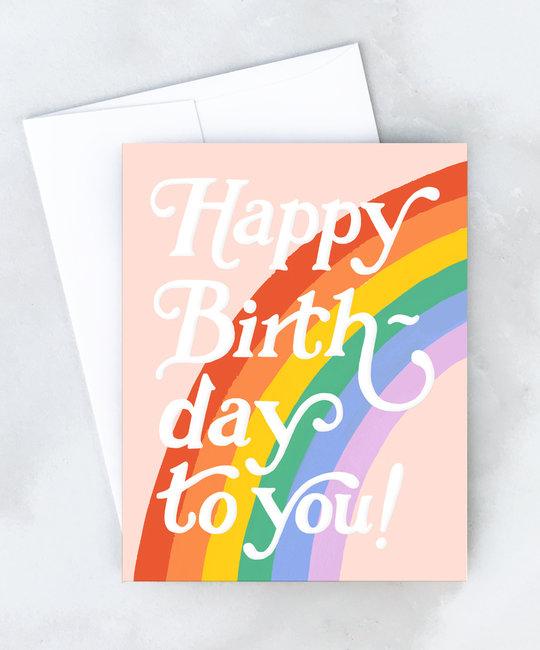 Idlewild Co - ID Big Rainbow Birthday