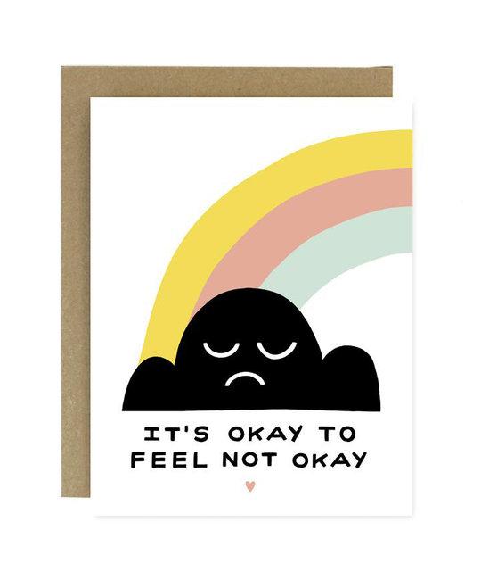 Worthwhile Paper - WOP It's Okay to Feel Not Okay