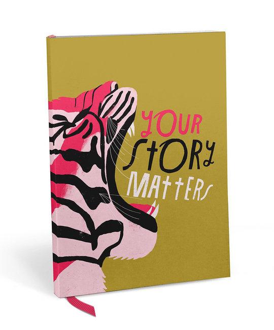 Em + Friends - EMM Your Story Matters Journal