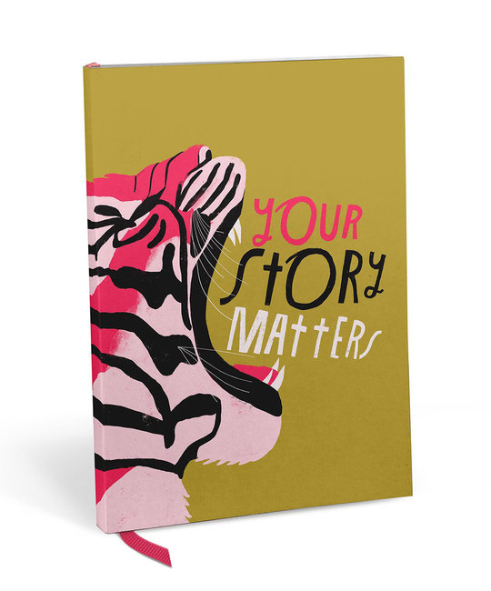 Emily McDowell - EMM Your Story Matters Journal