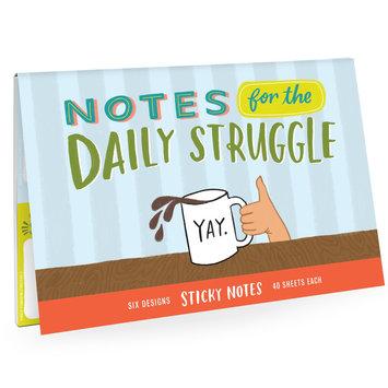 Emily McDowell - EMM Daily Struggle Sticky Note Pack