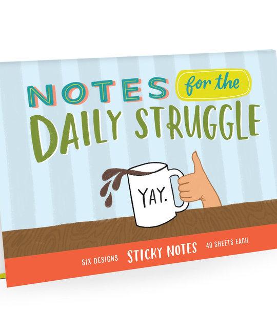 Em + Friends - EMM Daily Struggle Sticky Note Pack