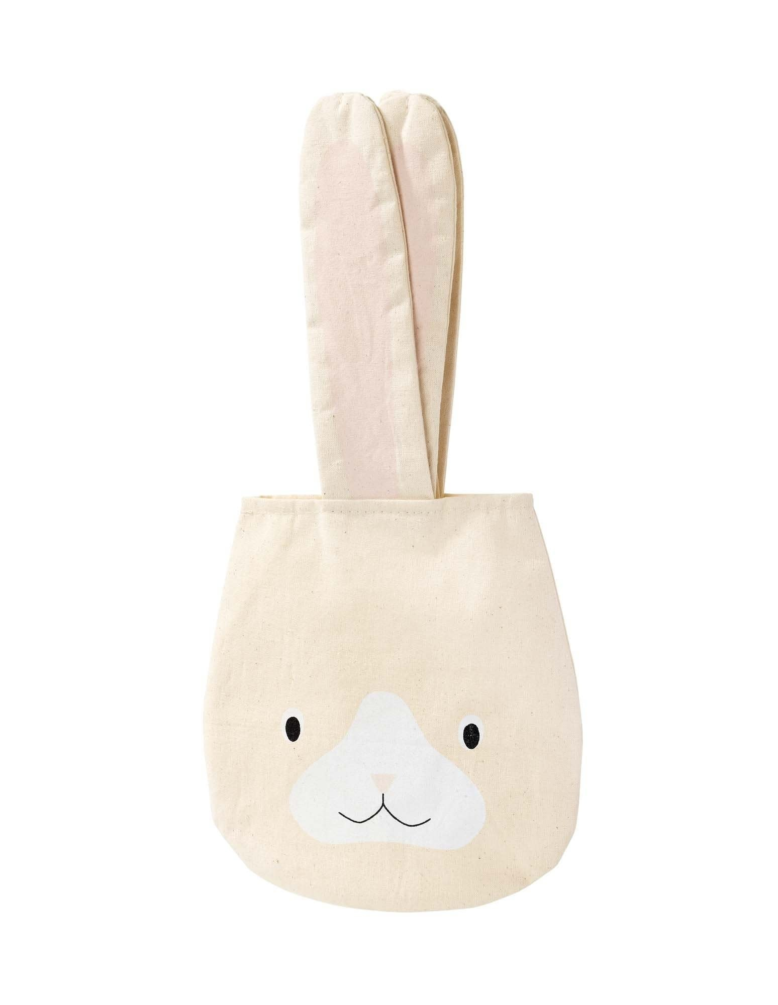 Talking Tables - TT Cloth Bunny Bag with Pom Pom Tail