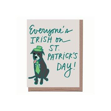 La Familia Green - LFG LFGGCSE0004 - Irish Frogger Dog