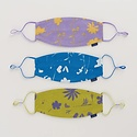 Baggu - BA Baggu Floral Sun Prints Adjustable Mask