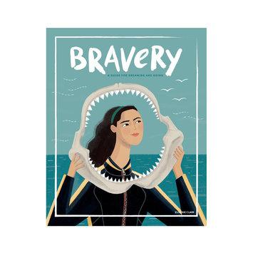 Bravery Magazine - BRA Bravery Magazine Issue 13: Eugenie Clark (the Shark Lady!)