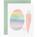 E. Frances Paper Studio - EF Egg and Carrot Card