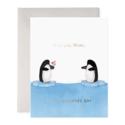 E. Frances Paper Studio - EF Penguin Mom Mother's Day Card