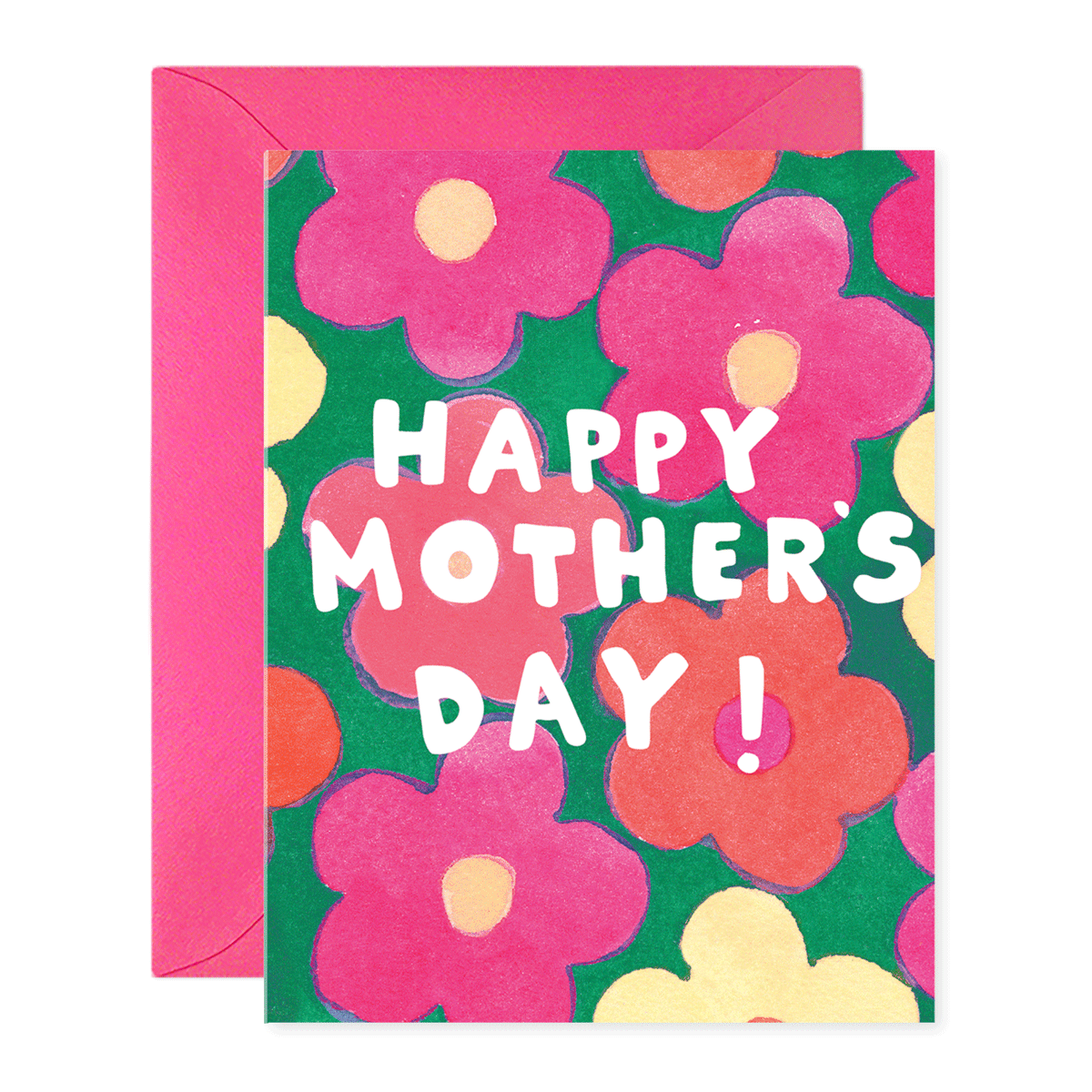 E. Frances Paper Studio - EF The Bold and The Beautiful Mother's Day Card