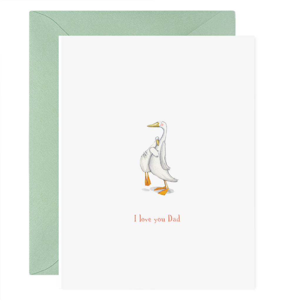 E. Frances Paper Studio - EF I Love You Dad Card