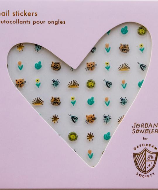Daydream Society DAS AP - Into the Wild Nail Stickers