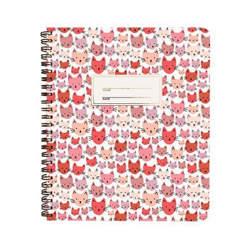 Paula & Waffle - PAW Paula + Waffle - Cats Notebook, blank