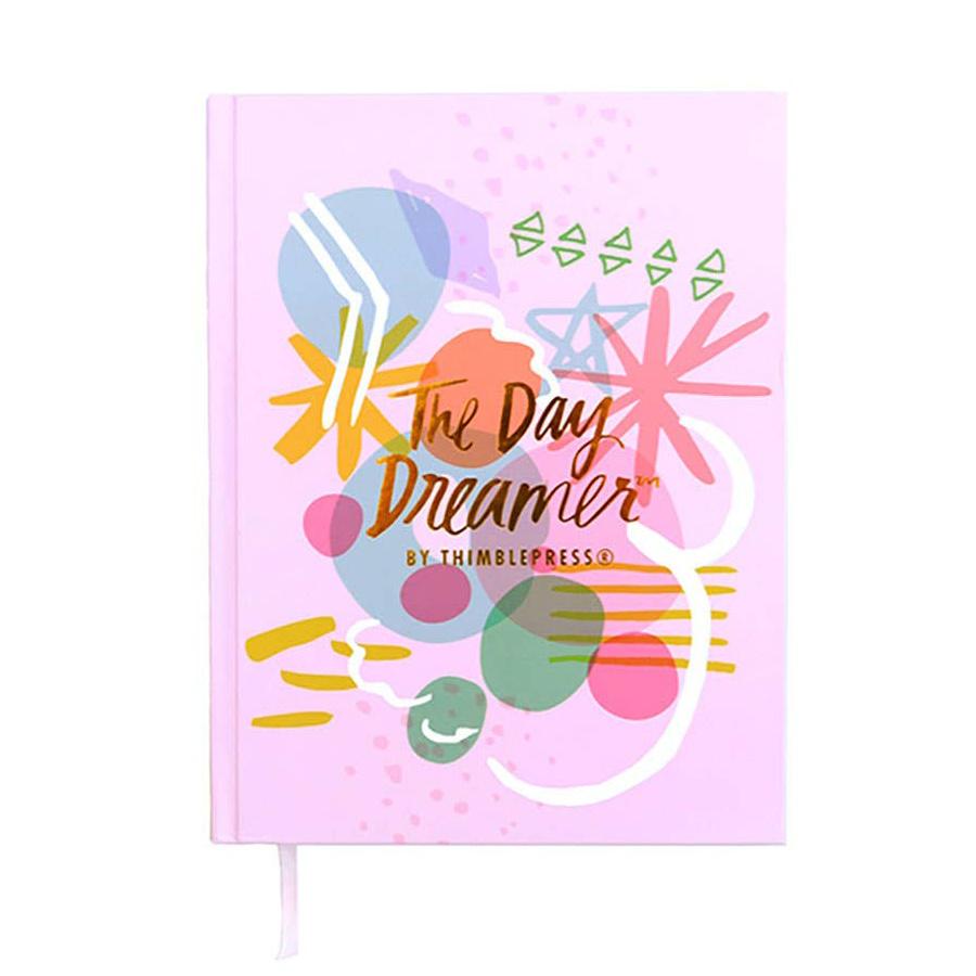 Thimblepress Thimblepress - Day Dreamer Notebook + Planner
