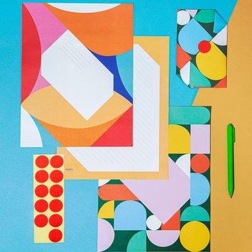 Poketo - PO Origami Letter Set