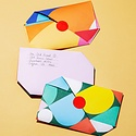 poketo Origami Letter Set