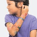 Tattly - TA Tattly - Kids Mix Three Temporary Tattoo Set