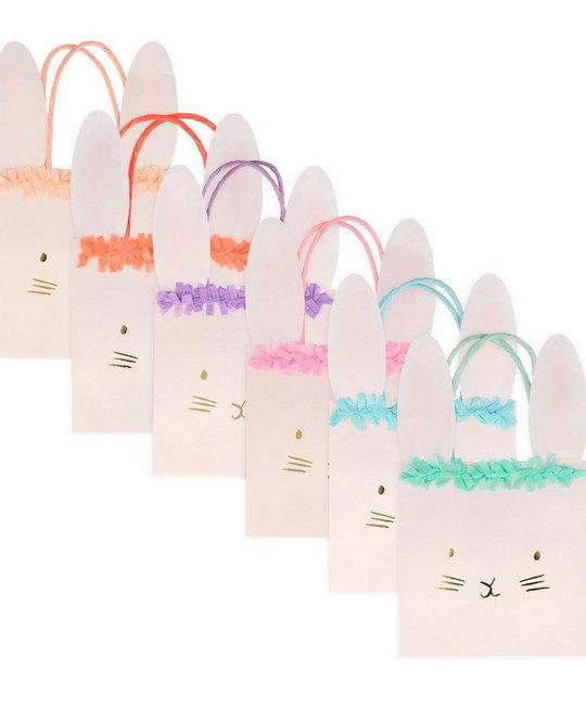 Meri Meri - MEM Meri Meri - Bunny Party Bags, single