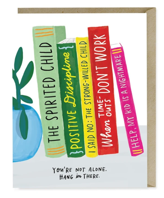 Em + Friends - EMM Parenting Books Card