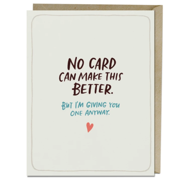 Emily McDowell - EMM Make This Better Card