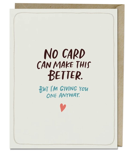 Em + Friends - EMM Make This Better Support Card