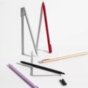 Poketo - PO Silver Metallic Apex Pen