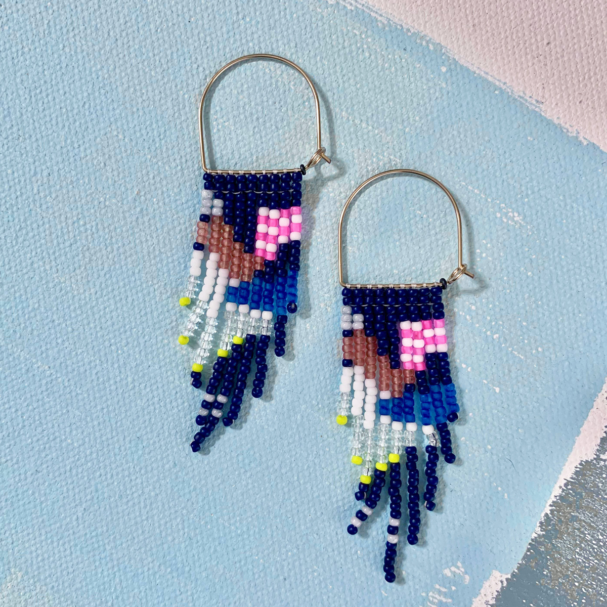 Alice Rise - ALR Alice Rise - Jacaranda Earrings