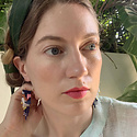 Alice Rise - ALR Alice Rise - Jacaranda Earrings