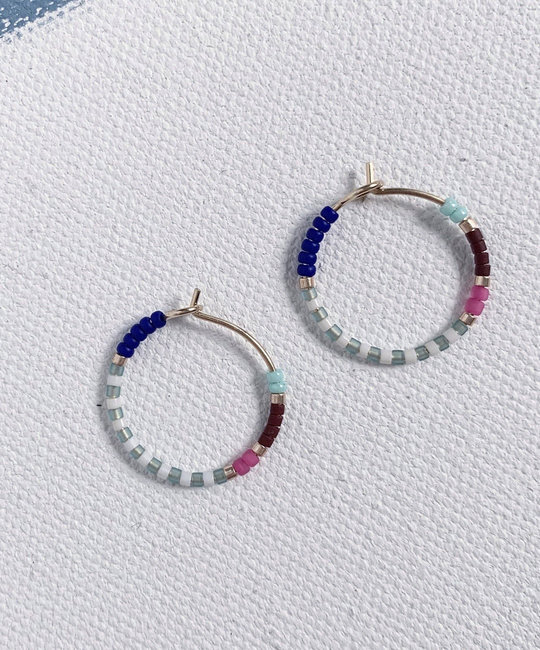 Alice Rise - ALR Alice Rise - Little Colorloop in Berry