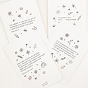 Seasons of Mama Seasons of Mama - Positive Affirmation Cards for Pregnancy + Birth