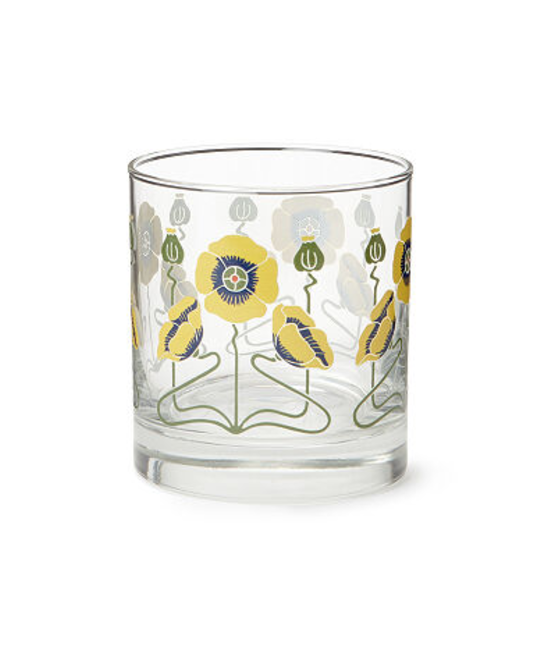 The Modern Home Bar - MHB Golden Poppy Rocks Glass
