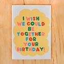Gold Teeth Brooklyn - GTB GTBGCBI0012 - Wish We Could Birthday